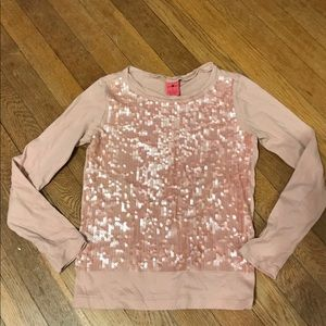 Other - JCrew Sequin Top size 8